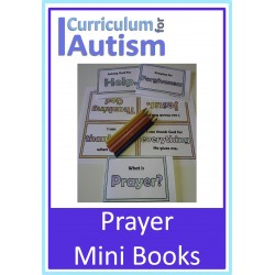 Prayer Mini Books