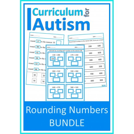 Rounding Numbers BUNDLE
