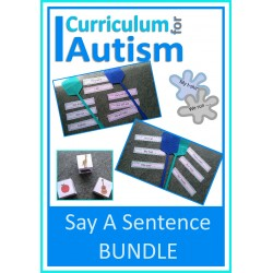 Say a Sentence Discounted Bundle