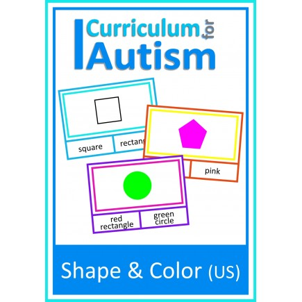 Shapes and Colors Clip Cards