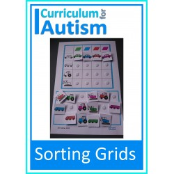 Picture Sorting Grids
