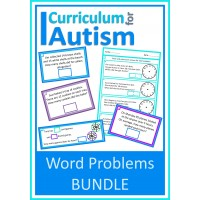 Word Problems DISCOUNTED BUNDLE