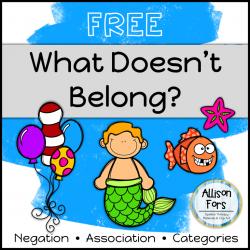 What Doesn't Belong?