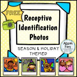 Receptive Identification Photos