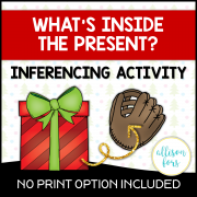 What's Inside the Present? Inference Activity