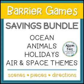 Barrier Games Savings Bundle