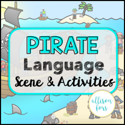 Pirate Language Scene