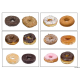 Donuts Same and Different Sorting Activity