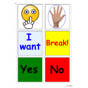 FREE Autism Communication Cards