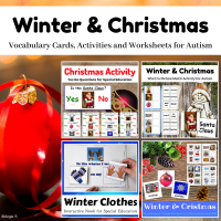 Winter and Christmas Activities