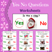Yes No Questions - Valentine`s Day