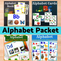 Alphabet Cards, Posters and Activities