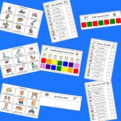 Hygiene Visual Pack - Boardmaker / Autism / ADHD / ASD / PECS