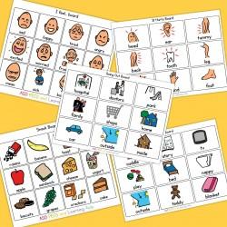 Communication Boards - Boardmaker / Autism / Non-verbal / ADHD / ASD / PECS