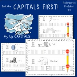 Handwriting Instruction CAPITALS FIRST!
