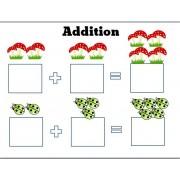 Math Tests - Addition