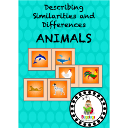 Similarities and Differences - Animals