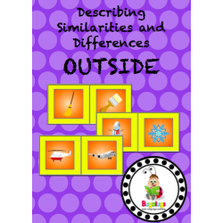 Similarities and Differences - Outside