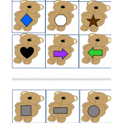 Bear Shape Match