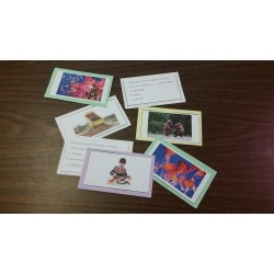 Reading Comprehension Multiple Choice Cards