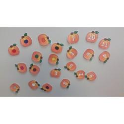 Pumpkin Shapes & Colors
